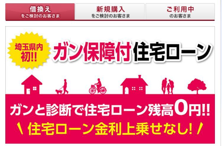 武蔵野銀行住宅ローン