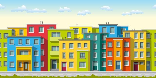 外壁塗装の人気色ランキング