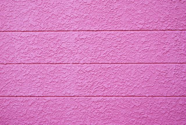 外壁塗装にできたピンホール