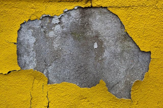 外壁塗装の凍害
