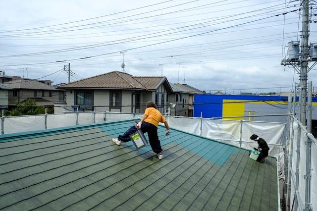 屋根塗装のメリット・デメリット