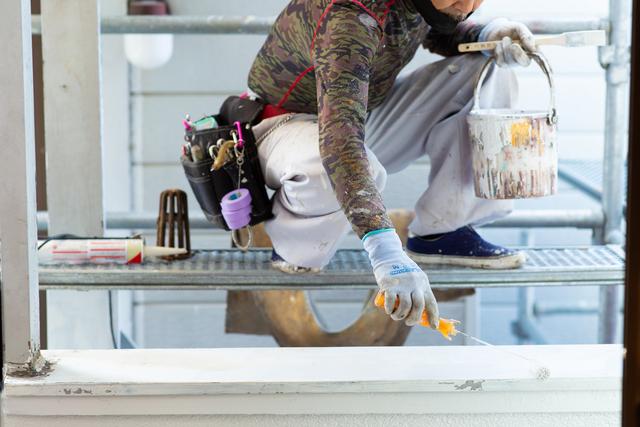 トタン屋根の塗装方法