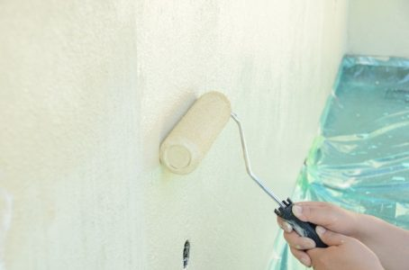 塗装に使うローラー