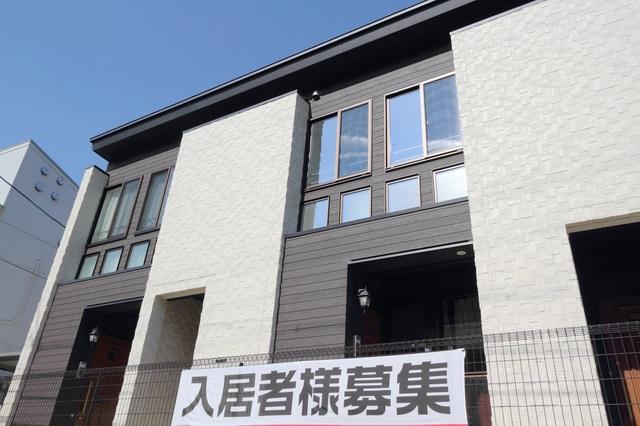 入居者募集中のアパート