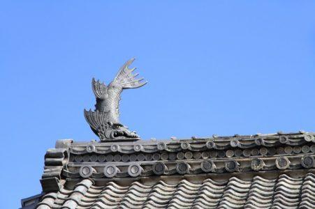 日本瓦屋根