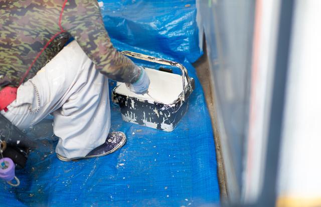 25坪の家で外壁塗装をする時の注意点