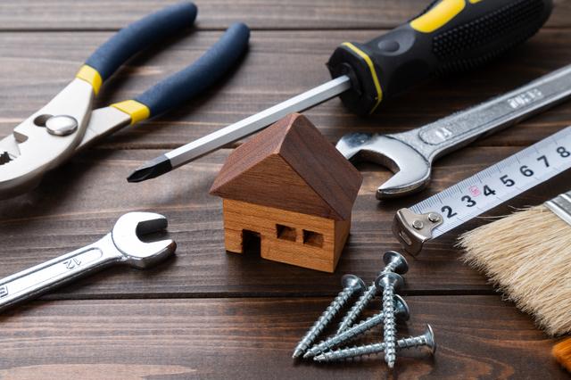 外壁修理・補修の方法