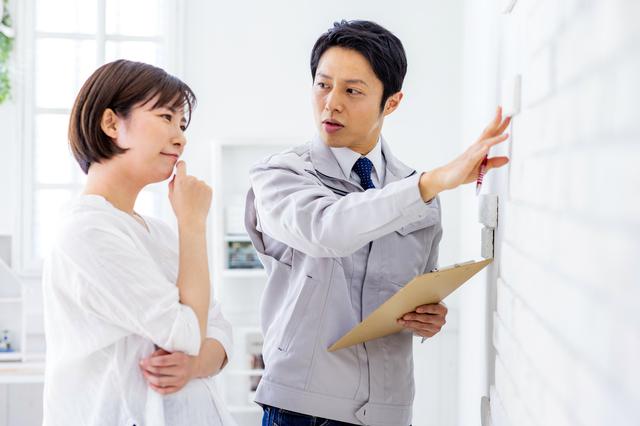 外壁修理の方法