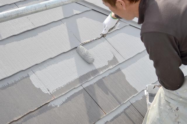 屋根塗装から引き渡しまで