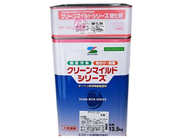 エスケー化研「クリーンマイルドフッソ」