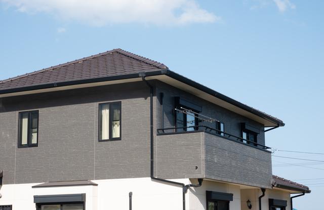 外壁と屋根の色の最適な組み合わせ